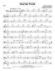 Heal the World (Arr. Mac Huff) - Bass