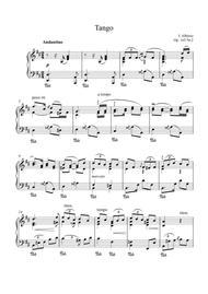 Albeniz - Tango Op.165 No.2