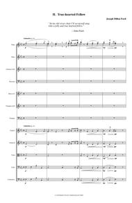 Symphony in C MINOR - The Fitch Symphony - 2nd movement (Andantino)