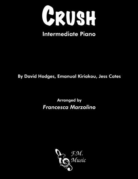 Crush (Intermediate Piano)