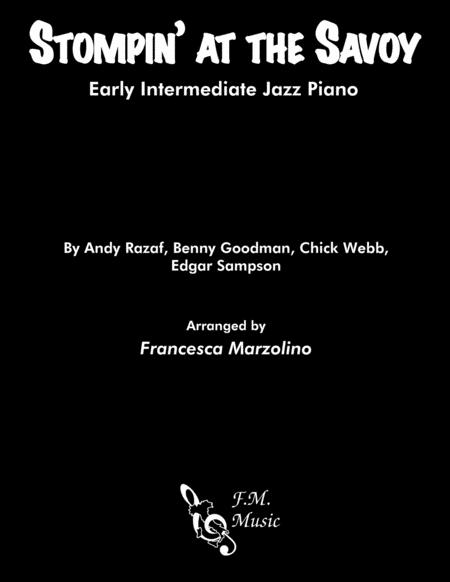 Stompin' At The Savoy (Early Intermediate Piano)