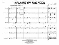 Walking On The Moon for Steel Band