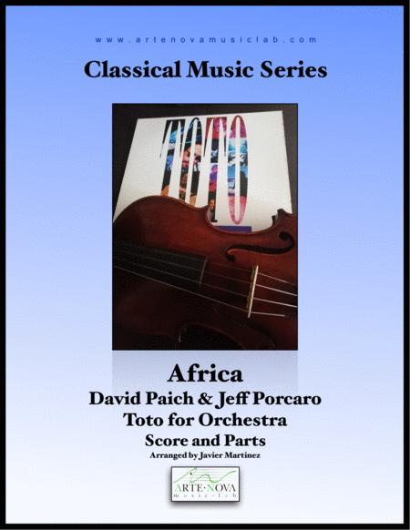 Africa - Toto for Orchestra (Strings and Continuo)