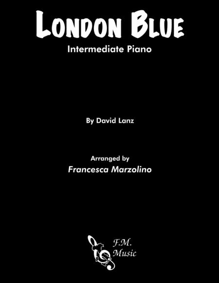 London Blue (Intermediate Piano)