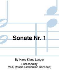 Sonate Nr. 1