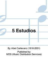 5 Estudios