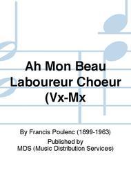 AH MON BEAU LABOUREUR CHOEUR (VX-MX