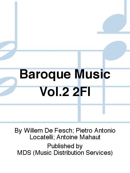 Baroque Music Vol.2 2Fl