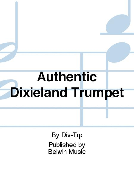AUTHENTIC DIXIELAND TRUMPET