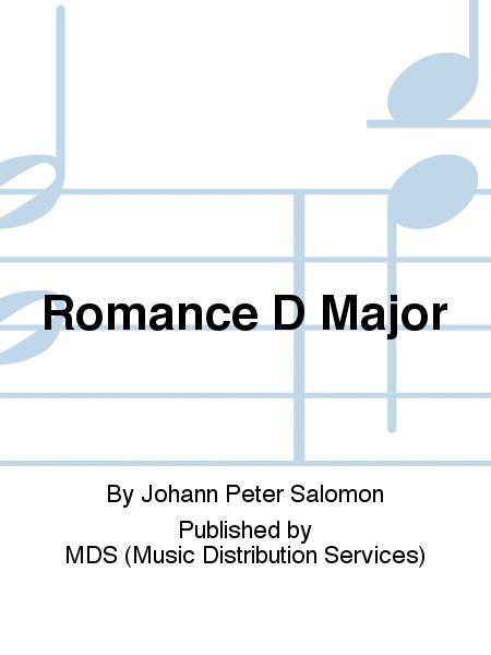 Romance D Major