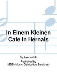 In Einem Kleinen Cafe in Hernais