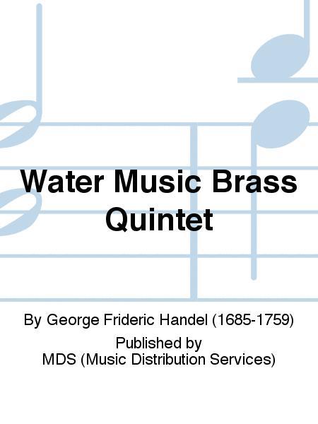 WATER MUSIC Brass Quintet