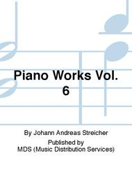 Piano Works Vol. 6