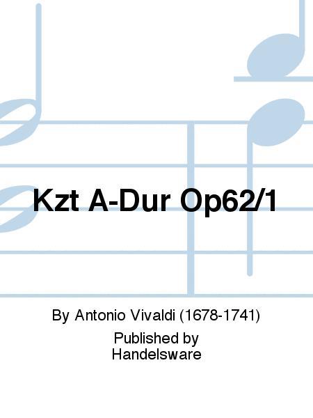 KZT A-DUR OP62/1