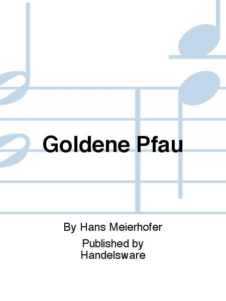 GOLDENE PFAU