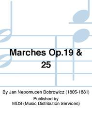 Marches Op.19 & 25