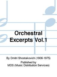 ORCHESTRAL EXCERPTS Vol.1