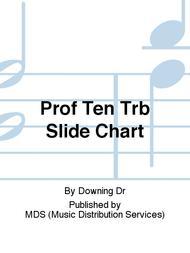 PROF TEN TRB SLIDE CHART