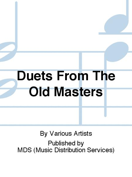 Duets From The Old Masters