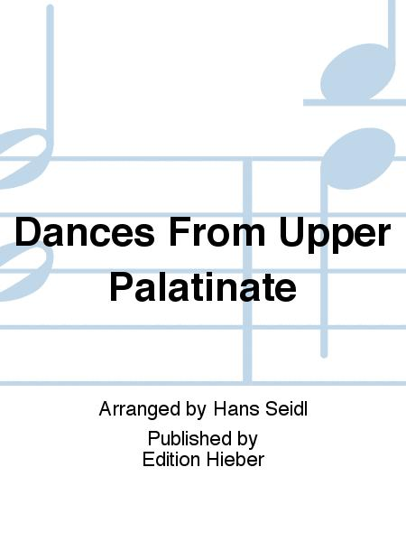 Dances from Upper Palatinate