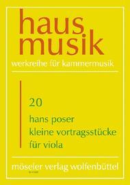 Small recital pieces