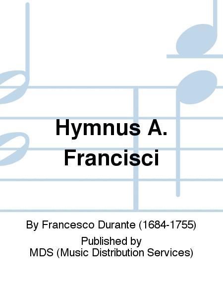 HYMNUS A. FRANCISCI