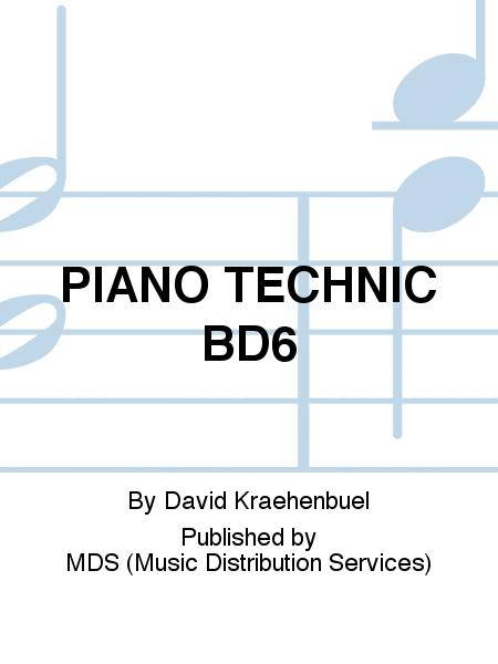 PIANO TECHNIC BD6