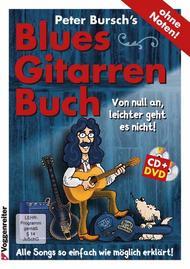Peter Bursch's Bluesgitarrenbuch