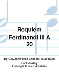 Requiem Ferdinandi Iii A 20