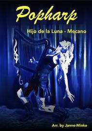 Hijo De La Luna - harp solo