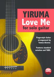 Love Me (Fingerstyle Guitar)