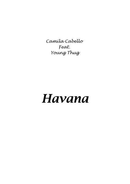 Havana - Brass Quintet