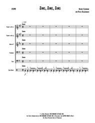 Sing, Sing, Sing - Brass Quintet