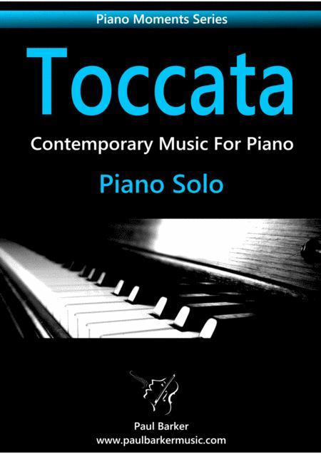 Toccata (Piano Solo)