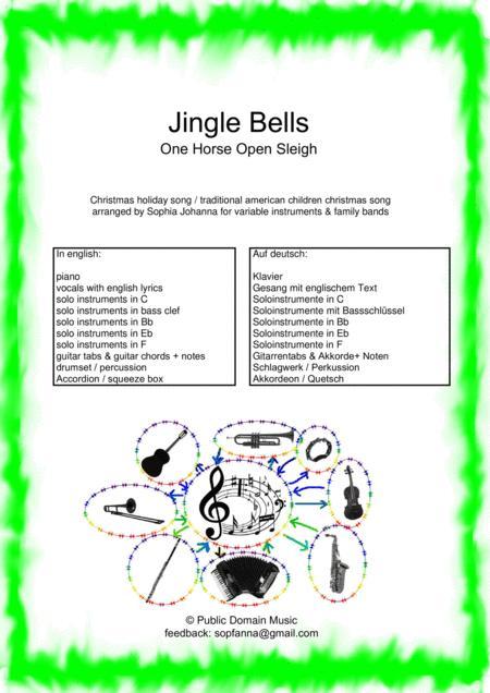 Jingle Bells - family band