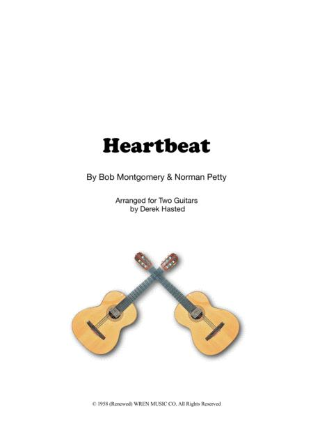 Heartbeat - for 2 guitars