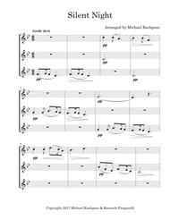 Silent Night - Trumpet Trio