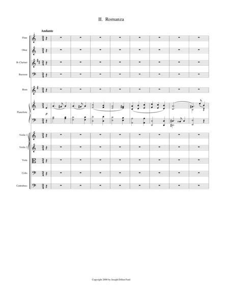 Piano Concerto No. I in C Major (