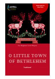 O Little town of Bethlehem (St. Louis)
