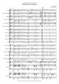 Radetzky March (Mixed ensemble)