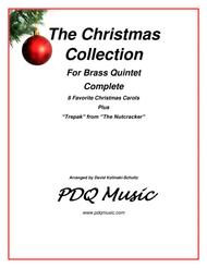 The Christmas Collection for Brass Quintet (Complete)