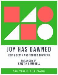 Joy Has Dawned