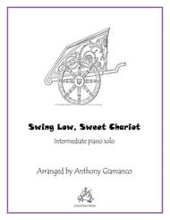 Download Swing Low, Sweet Chariot (jazz Piano Solo) Sheet Music By