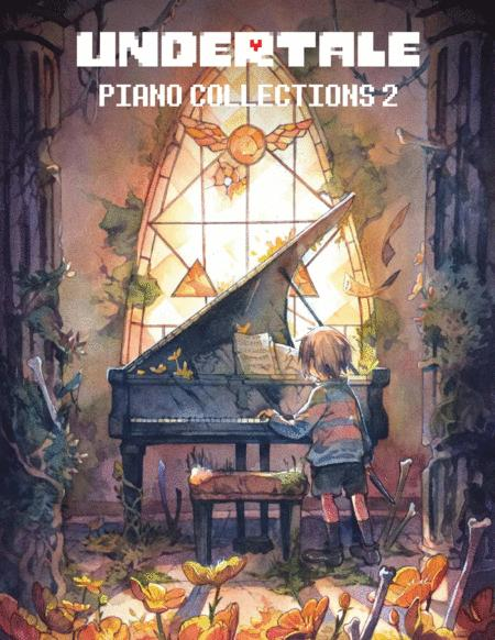 UNDERTALE Piano Collections 2 (Complete Digital Book)
