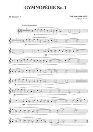 Gymnopédie No. 1 for Brass Quartet