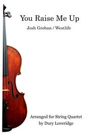 You Raise Me Up - Josh Groban - Westlife - String Quartet