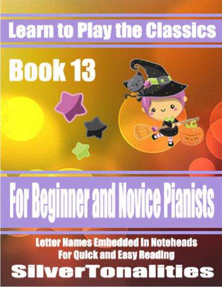 Learn to Play the Classics Book 13