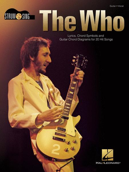 The Who - Strum & Sing Guitar