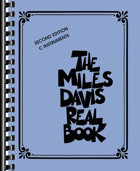 The Miles Davis Real Book - Second Edition