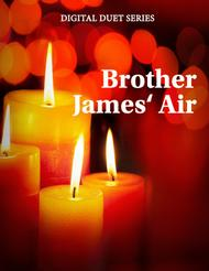 Brother James' Air Duet for Flute or Oboe or Violin & Flute or Oboe or Violin Duet - Music for Two